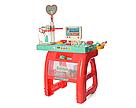 Игровой набор Доктор 660-62 со столом и стульчиком, фото 2