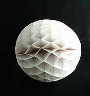 Шар декоративный из папирусной бумаги 14354 (диаметр 20 см)