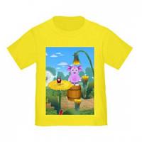 Детская футболка Лунтик