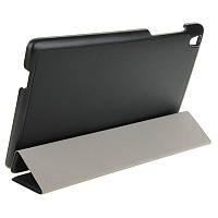 Черный ультратонкий чехол для Lenovo S8-50 из синтетической кожи