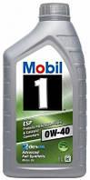 Масло моторное Mobil 1 ESP 0W-40 1 литр