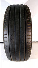 Б/у шина Michelin Latitude Sport 3 255/60 R17 106V Лето 1шт. 2016г. Польша. глубина протектора 3,3, фото 2