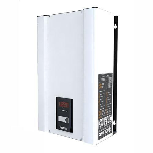 Однофазный стабилизатор напряжения АМПЕР 12-1/63А (14 кВт)