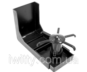 Кухонний тримач на 6 гачків для кухонних приладів, фото 2