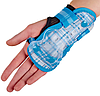 Захист для роликів дитячийнаколінники, налокітники, рукавички Zelart SK-4678 р-S CANDY, блакитний, фото 2