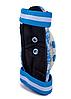 Захист для роликів дитячийнаколінники, налокітники, рукавички Zelart SK-4678 р-S CANDY, блакитний, фото 3