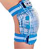 Захист для роликів дитячийнаколінники, налокітники, рукавички Zelart SK-4678 р-S CANDY, блакитний, фото 4