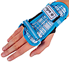 Захист для роликів дитячийнаколінники, налокітники, рукавички Zelart SK-4678 р-S CANDY, блакитний, фото 5