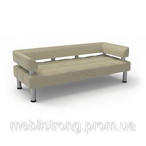 Офисный диван Стронг (MebliSTRONG) - бежевого цвета