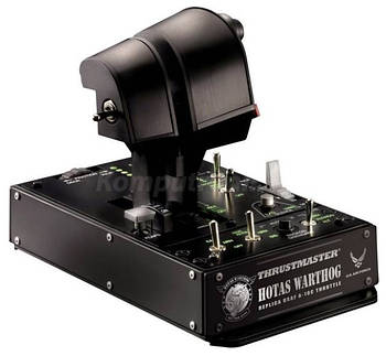 Джойстик Thrustmaster Hotas Warthog PC Dual Throttles