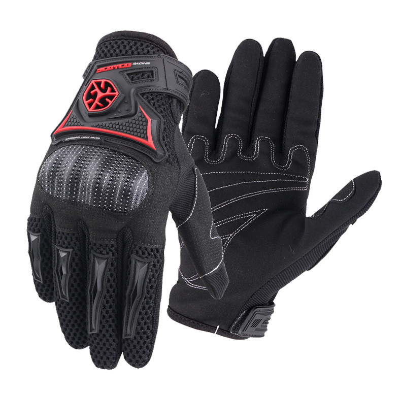 Мотоперчатки Scoyco MC23 Black