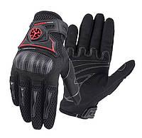 Мотоперчатки Scoyco MC23 Black, фото 1