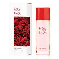 Туалетная вода для женщин ROSA AMOR (Amor Amor Cacharel)