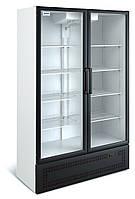 Универсальный шкаф 0,80С -ШХСн МХМ (холодильный) (стеклян.дверь)