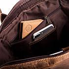 Чоловіча сумка для ноутбука BETLEWSKI  42 х 30 х 7 (TBG-HT-201) - коричневий, фото 6