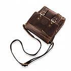 Чоловіча шкіряна сумка BETLEWSKI, фото 4