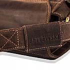 Чоловіча шкіряна сумка BETLEWSKI, фото 5