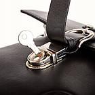 Чоловіча шкіряна сумка Betlewski 22 х 23 х 6 (TBG-YM-101) - чорна, фото 9