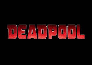 Картина GeekLand Deadpool Дэдпул логотип 60х40см DP.09.200
