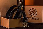 Шкіряний ремінь BETLEWSKI, фото 5