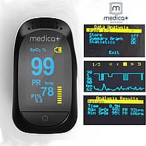 Пульсоксиметр  MEDICA+ Cardio Control 7.0 (Япония), фото 3