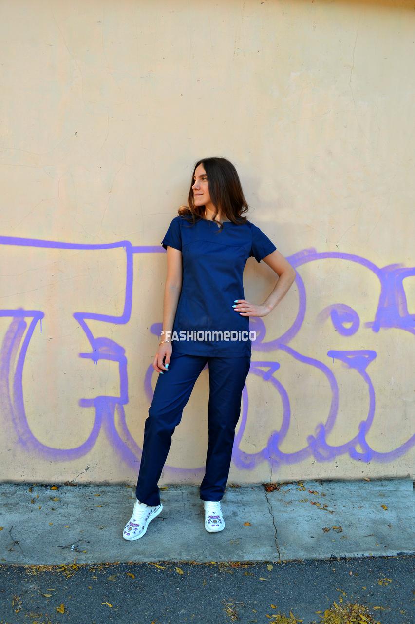 """Жіночий медичний костюм """"Карамель"""""""
