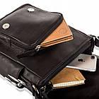 Чоловіча шкіряна сумка BETLEWSKI, фото 6