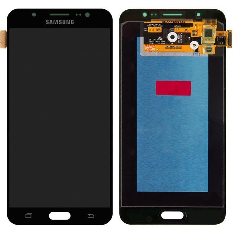 LCD Samsung J710H/J7-2016 + touch Black (OLED)