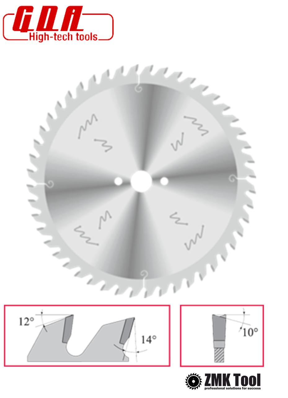 Пила для поперечного реза 200x30x3,2/2,2 z48