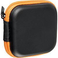 Чехол для наушников Mini Black/Orange