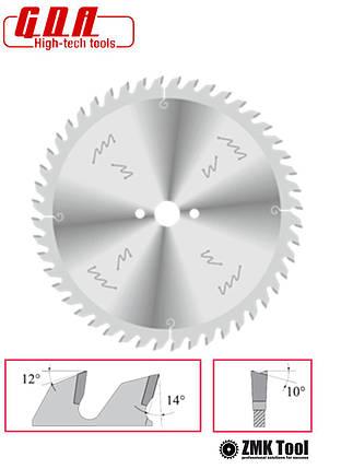 Пила для поперечного реза 400x30x4,0/2,8 z96 уровень обесшумливания ULTRA, фото 2