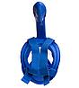 Маска для снорклінга з диханням через ніс дитяча PL-1294 (XS) 8-12р., фото 5