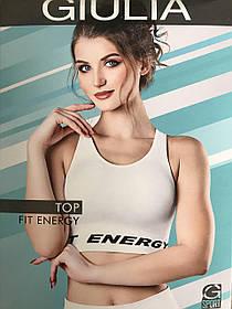 """СПОРТИВНИЙ ТОП """"Energy"""" Giulia р. S/M - L/XL"""