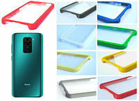 TPU Бампер Xiaomi Redmi 10X (прозрачный)