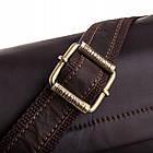 Чоловіча шкіряна сумка BETLEWSKI 21 х 27 х 12 (TBG-YM-107) - коричневий, фото 8