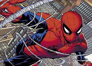 Картина GeekLand Spider-Man Человек-паук комикс 60х40см SM.09.046