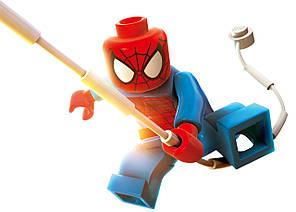 Картина GeekLand Spider-Man Человек-паук лего 60х40см SM.09.052