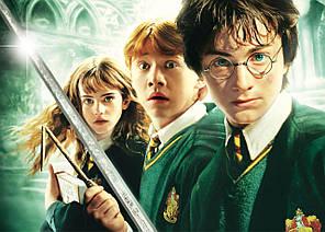 Картина GeekLand Harry Potter Гарри Поттер постер 60х40 HP 09.006
