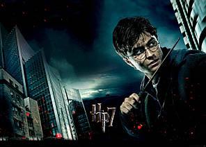 Картина GeekLand Harry Potter Гарри Поттер постер 60х40 HP 09.012