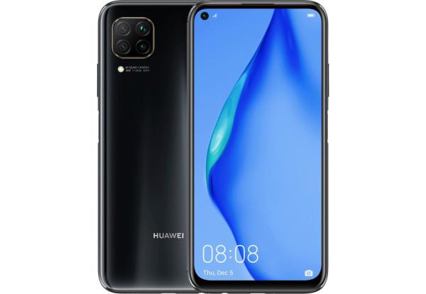 Смартфон Huawei P40 lite 6/128GB  Midnight Black HiSilicon Kirin 810 4200 мАч