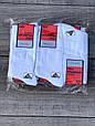 Жіночі носки шкарпетки стрейчеві Житомир високі розмір 35-41 12 шт в уп білий, фото 3