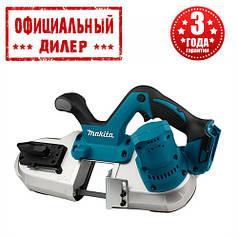 Аккумуляторная ленточная пила MAKITA DPB182Z (18В, 835 мм, БЕЗ АКБ)