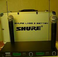 Shure LX88-III радиосистема на 2 радиомикрофона