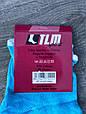 Жіночі шкарпетки короткі патіки котон ТLM однотонні 35-40 з натписом Tommy Hilfiger 12 шт в уп мікс 6 кольорів, фото 3