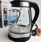 Электрический чайник Lexical LEK-1406, 1.8л, 2200 Вт., фото 6