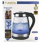 Электрический чайник Lexical LEK-1406, 1.8л, 2200 Вт., фото 9