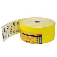 Шлифовальная бумага рулон 115мм×50м P40 SIGMA (9114231)