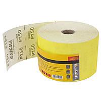 Шлифовальная бумага рулон 115мм×50м P150 SIGMA (9114281)