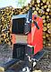 Altep Mini 12 кВт твердопаливний котел тривалість горіння при одноразової завантаженні палива до 8 годин, фото 7