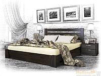 """Кровать """"Селена"""" массив (Эстелла)"""